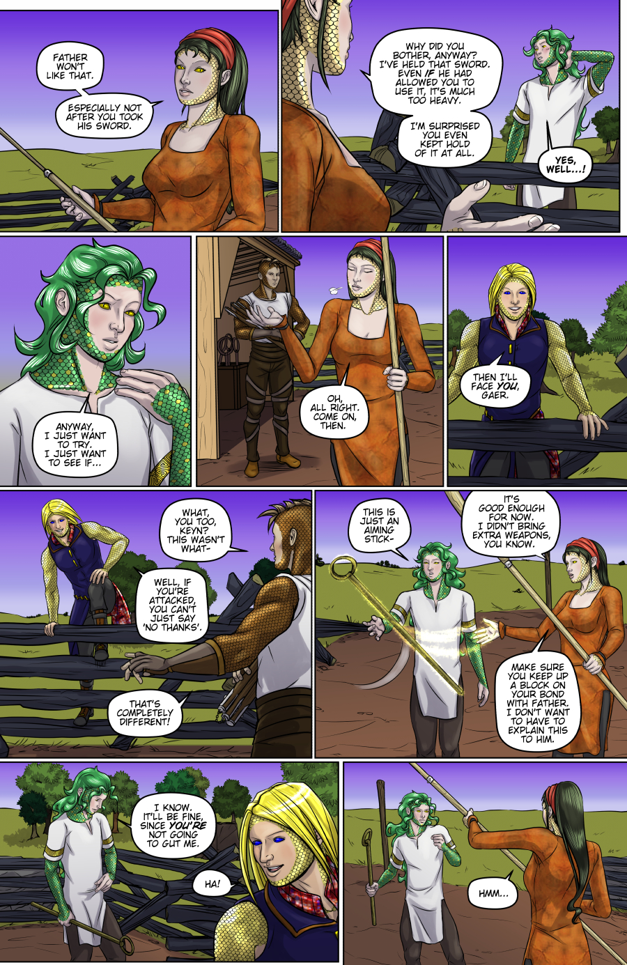 Chapter Three, Page 19