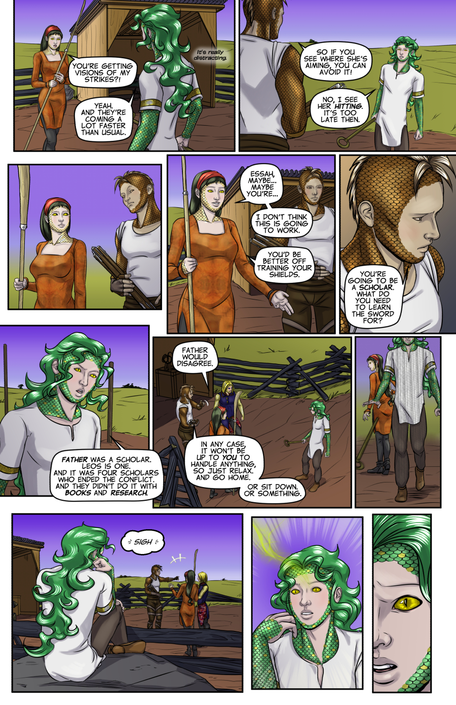 Chapter Three, Page 22