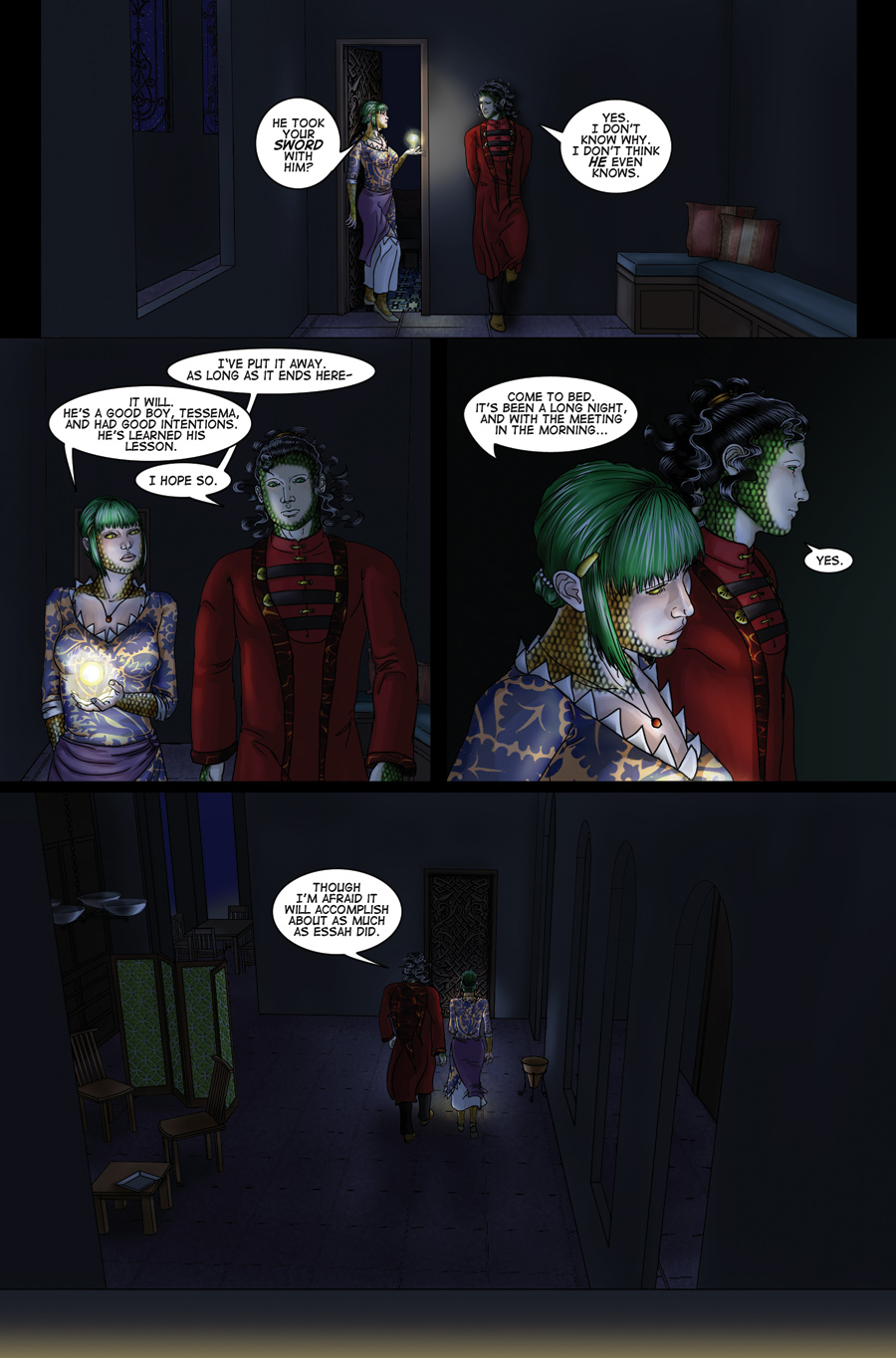Chapter One, Page 9