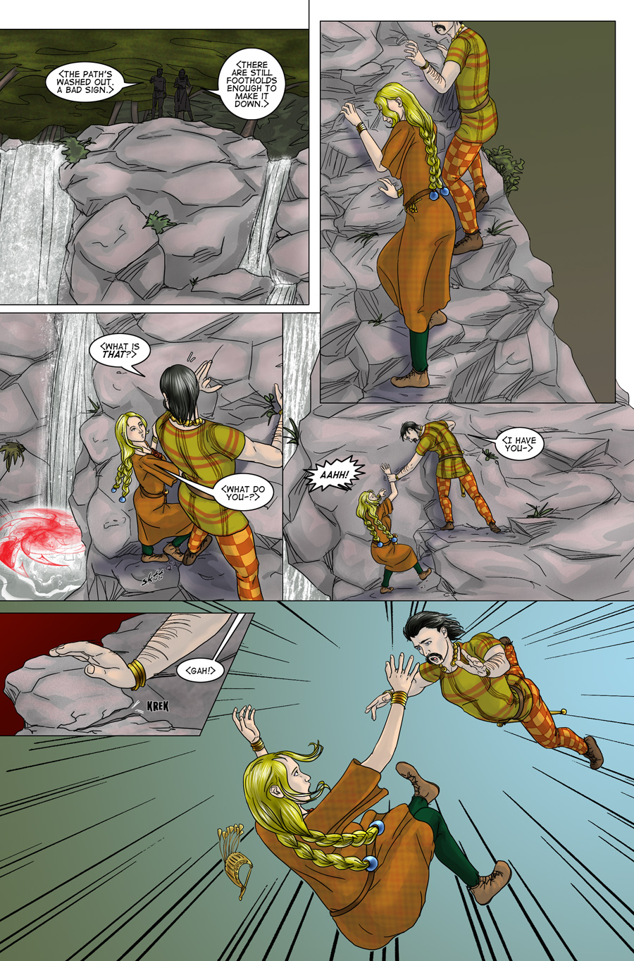 Chapter Two, Page 2