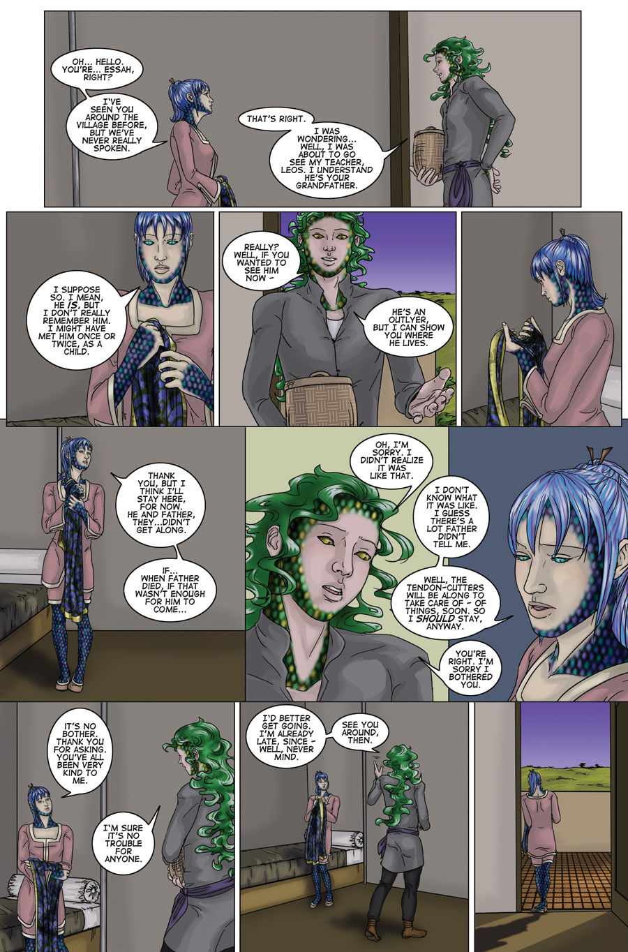 Chapter Two, Page 5