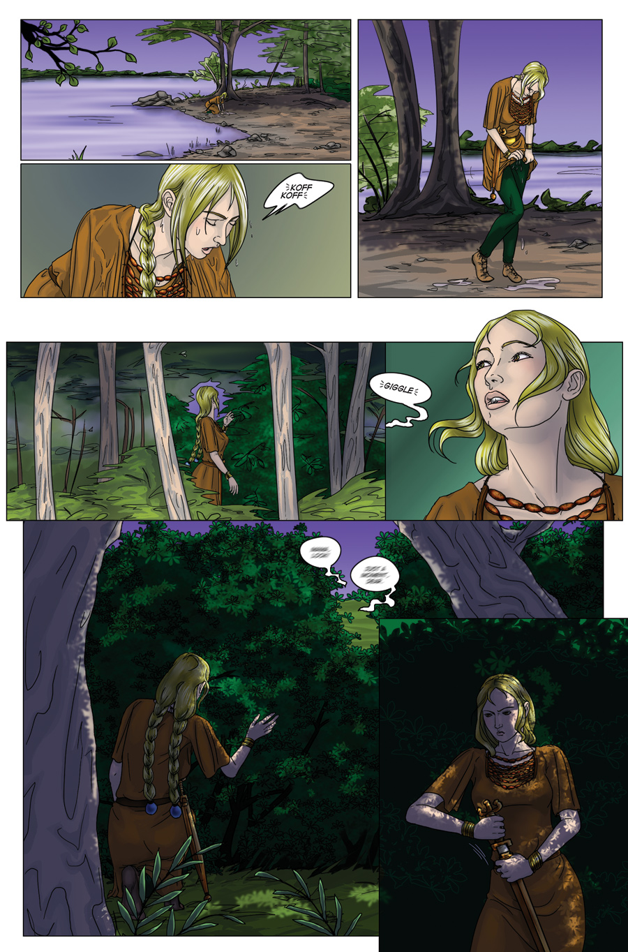 Chapter Two, Page 8