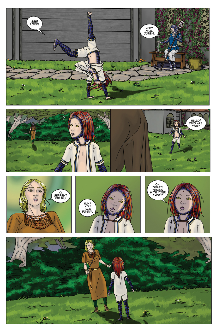 Chapter Two, Page 9